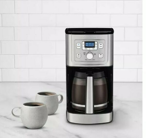 Cuisinart 14 Cup Brew Central Programmable Coffeemaker