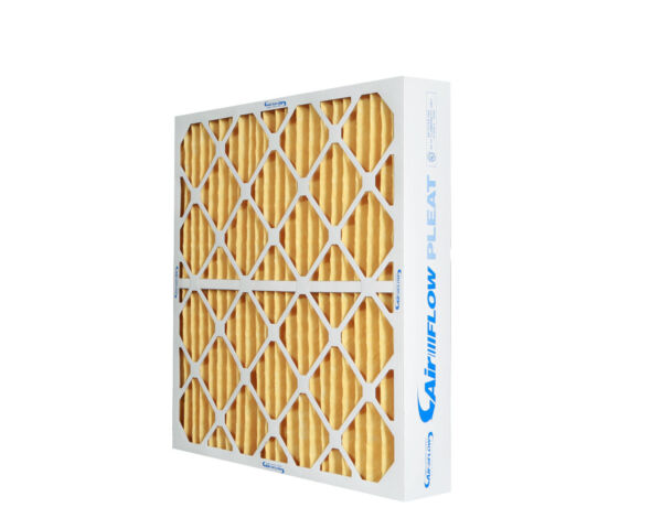 MERV 11- 20x25x4 Pleated Furnace Filters AC (6 pack)