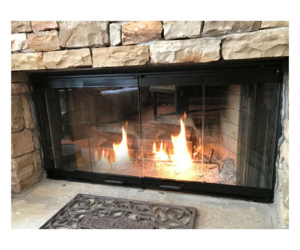 Fireplace Doors For Majestic CFM Brand Fireplaces 36quot; Set