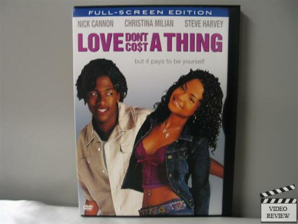 Love Don#x27;t Cost a Thing DVD 2004 Full Screen $9.99