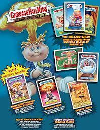 2012 Topps Garbage Pail Kids GPK Brand New Series 1 BNS1 BLACK 110-card set