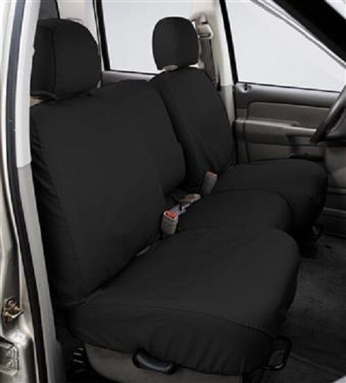 Covercraft Seat Saver SS3346PCCH Row 1 Cover Charcoal for 02 05 Select GM SUV $99.95