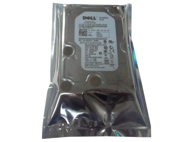 DELL 1TB 7200RPM 32MB Cache SATA3.0Gb/s 3.5