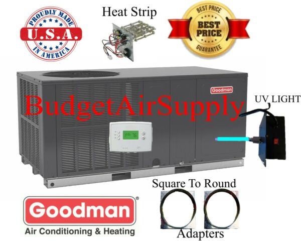 4 Ton 14 seer Goodman HEAT PUMP