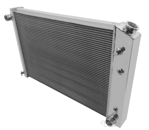 1973-1981 K5 Blazer Radiator CHAMPION 3 Row Aluminum High Performance Chevy