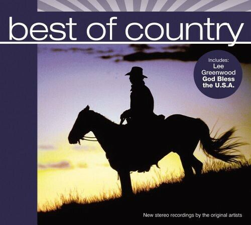 Various Artists Best of Country New CD