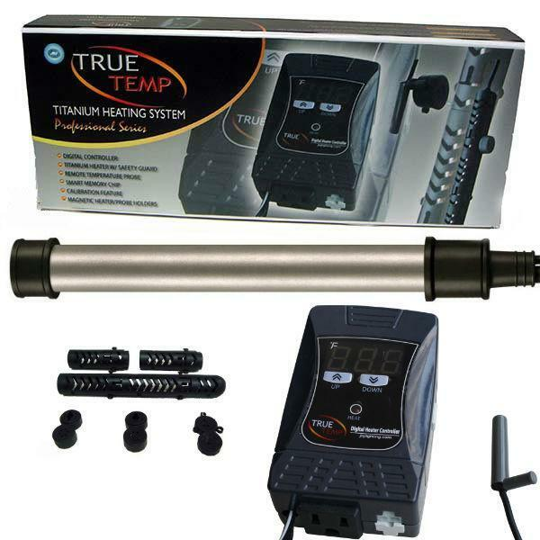 JBJ TRUE TEMP TITANIUM HEATING SYSTEM - SAFETY GUARD KIT WMAGNETS