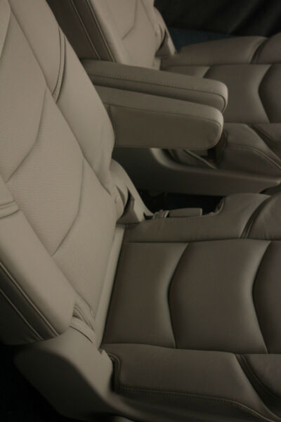 2015 Escalade ESV 2nd Row Bucket Seats Shale Tan Leather WHeat