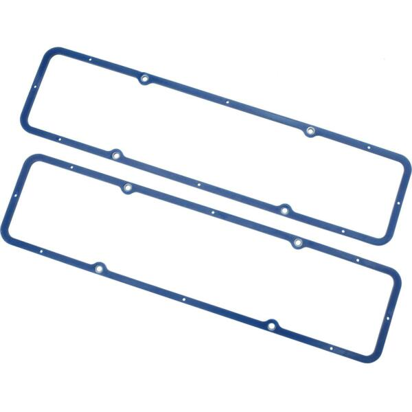 Speedway Small Block Chevy Steel Core Valve Cover Gaskets, Pre-1986