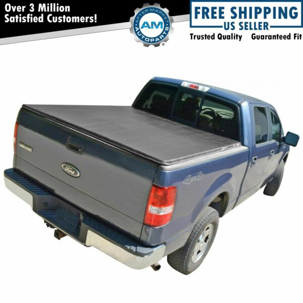 Tonneau Cover Hidden Snap for Ford F150 Pickup Truck Crew Cab 5.5ft Bed