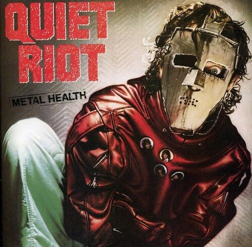 Quiet Riot Metal Health New CD