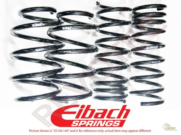 Eibach Pro-Kit Lowering Springs For 93-97 Chevy Camaro / Firebird V8 3831.140