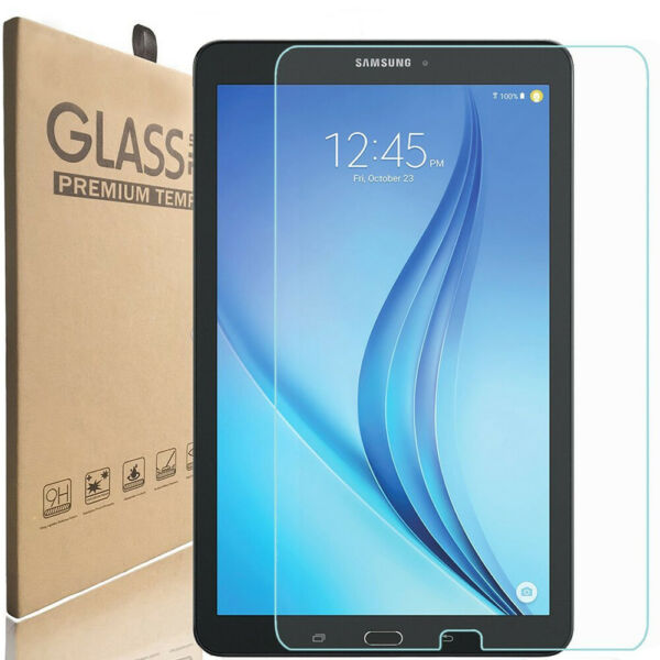 Tempered Glass Screen Protector for Samsung Galaxy Tab E 9.6
