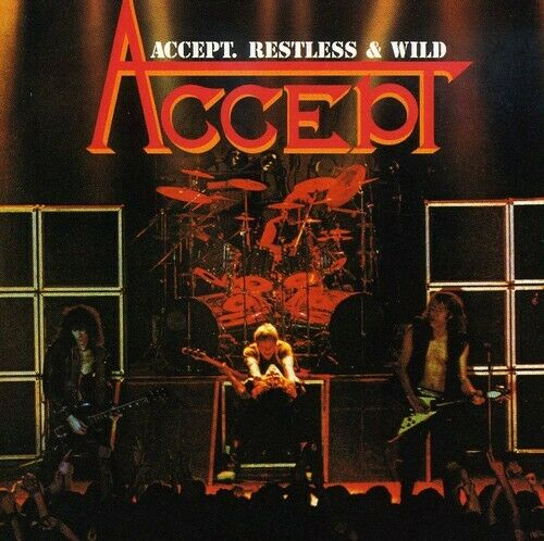 Accept Restless and Wild New CD