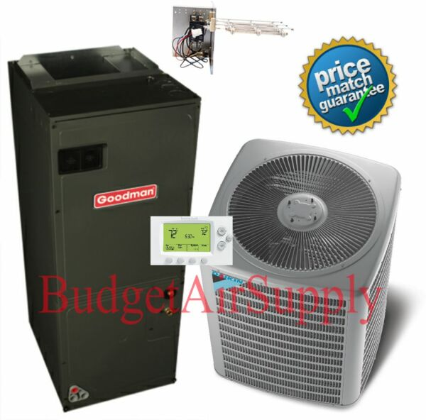 DaikinGOODMAN Commercial 5 ton 13 seer(208230) 3 phase 410a Split HEAT PUMP