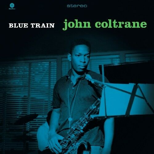 John Coltrane Blue Train New Vinyl LP Bonus Track 180 Gram