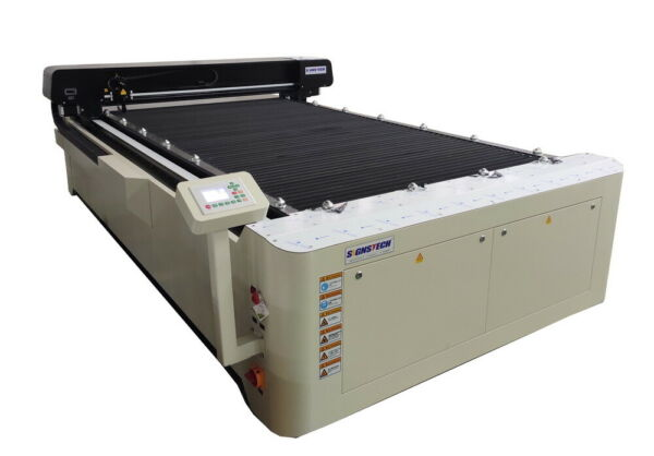4ftx8ft Co2 Laser Cutting Machine Engraver Fabric Reci W4For Non-metals