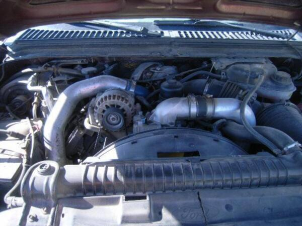 2004 FORD F250 F350 SD POWERSTROKE Engine 6.0L VIN P diesel from 092303