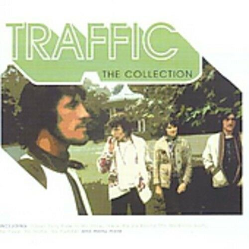 Traffic Collection New CD