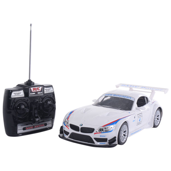 1/14 Scale BMW Z4 GT3 Licensed Electric Radio Remote Control RC Car w/Lights New