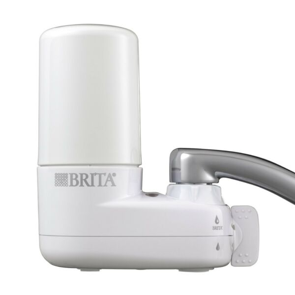 Brita Tap Water Filter Faucet Sink Filtration Purifier Cleaner Removal Treatment