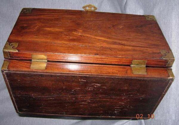 Chinese Huanghuali Wood Box
