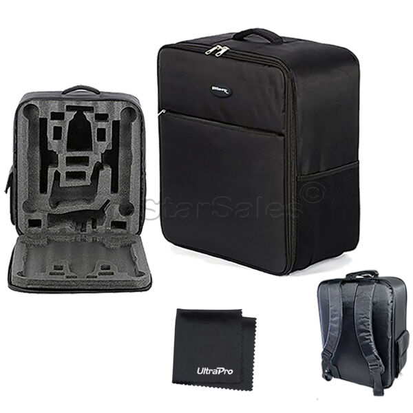 UltraPro Backpack for Yuneec Q500 Quadcopter with Microfiber