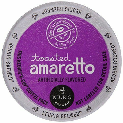 The Coffee Bean and Tea Leaf - Toasted Amaretto Coffee Keurig K-Cups 160 Count