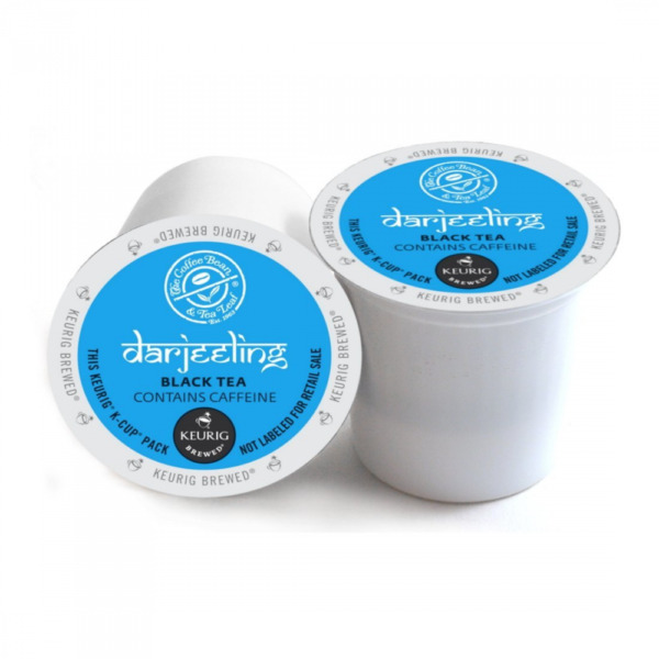 Coffee Bean & Tea Leaf Darjeeling Black Tea - 1000 k cups
