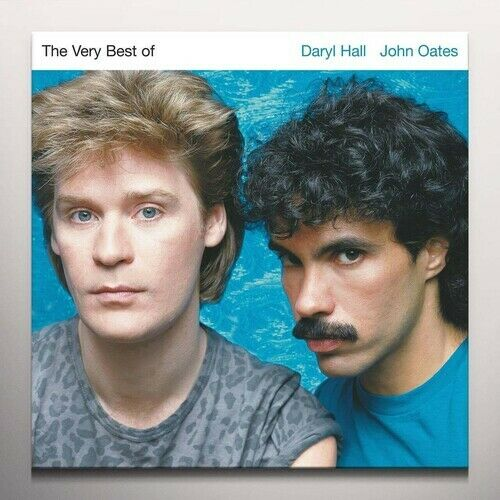 Daryl Hall amp; John Oa Very Best Of Darryl Hall amp; John Oates New Vinyl LP