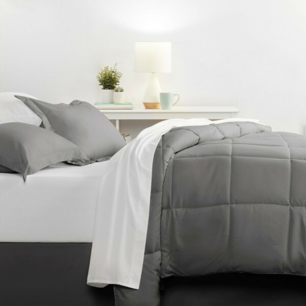 Hotel Quality Entire 8 Piece Bed in a Bag by The Home Collection $59.99