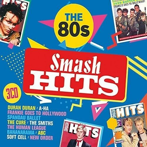 Various Artists Smash Hits The 80S Various New CD UK Import $10.98
