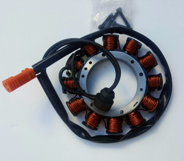 HARLEY SPORTSTER 2007 thru 2013 XL 883 1200 STATOR REPLACES 29900067 NEW $98.95