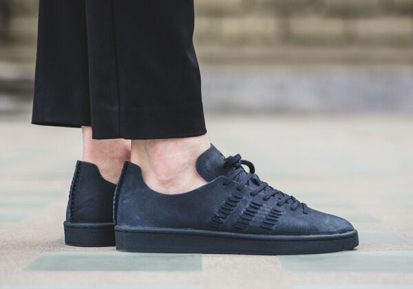 Adidas x Wings + Horns WH Campus Shoes Night Navy/Off White BB3115 Originals