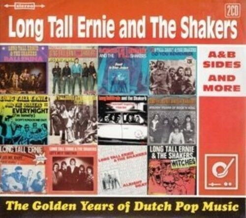 Long Tall Ernie & th - Golden Years of Dutch Pop Music [New CD] Digipack