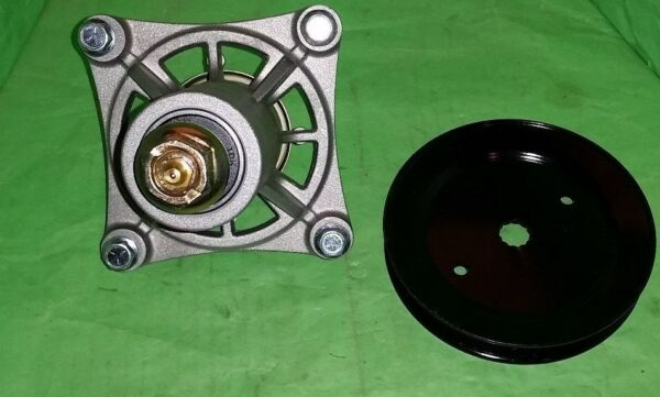 Spindle Assembly 187292 w Pulley 153535 - 42