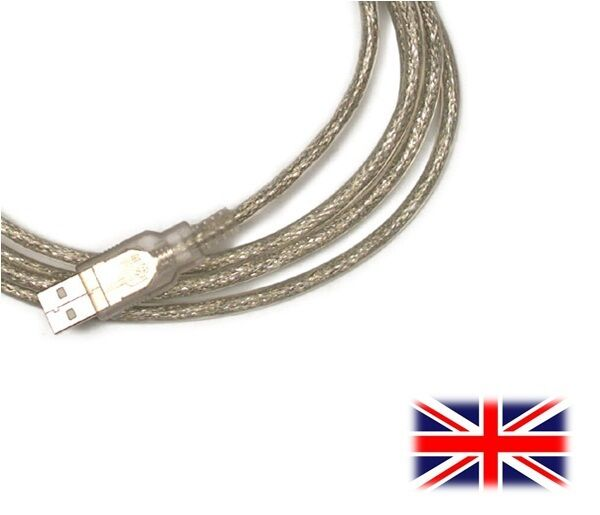 USB CABLE LEAD CORD for M-AUDIO KEYBOARD KEYSTATION 88 ES 88ES 88-KEY CONTROLLER