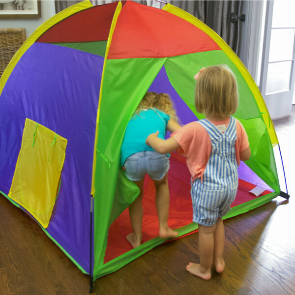 Alvantor Giant Party Play Tent Outdoor Beach Indoor Fit 4 Kid Children Great Fun