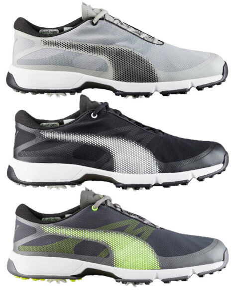 Puma Ignite Drive Sport Golf Shoes Waterproof Men's New - Choose Color