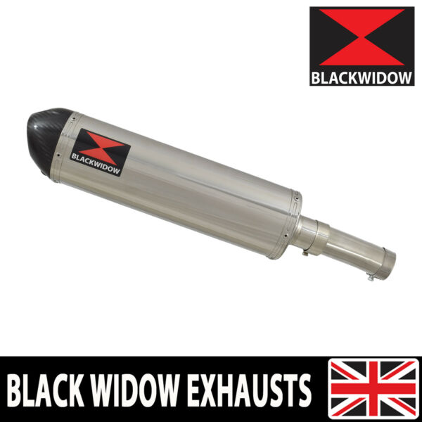 CRF1000L CRF 1000 AFRICA TWIN 2016 2019 EXHAUST SILENCER KIT STEEL CARBON 400ST GBP 189.99