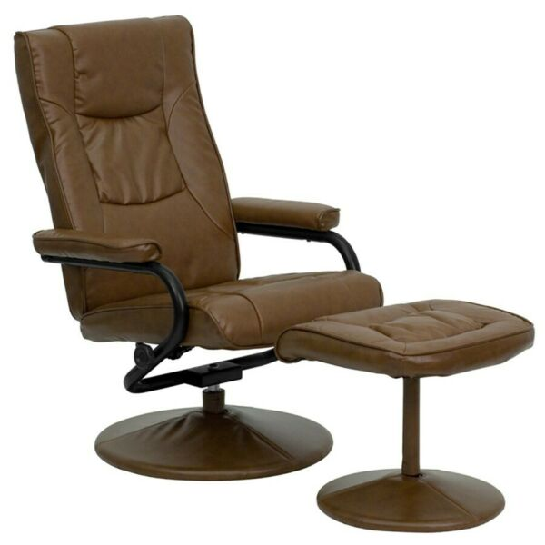 Flash Furniture Brown Bonded Leather Recliner Brown BT 7862 PALIMINO GG $194.99