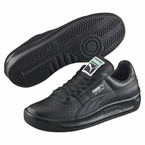 NEW Puma Men's GV SPECIAL 34356945 Black Shoes In Box Size 8 & 8.5