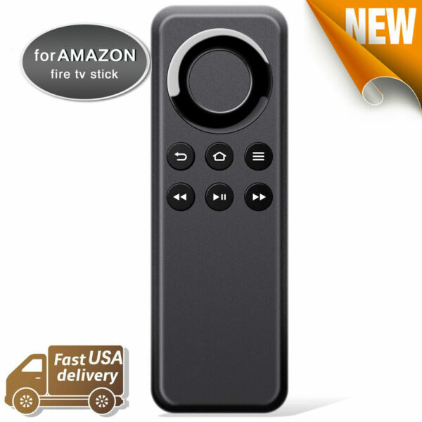 New Amazon Fire TV Stick Remote Control CV98LM Remote Clicker Bluetooth Player