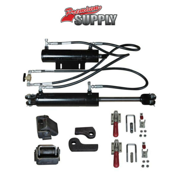 Gravity Tilt Deck Kit for Trailers  Premium Supply Hydraulic Kits