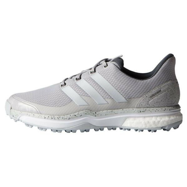 NEW MEN'SADIDAS ADIPOWER SPORT BOOST 2 GOLF SHOES GREY F33217 - PICK YOUR SIZE
