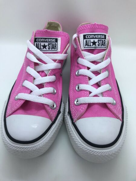 Converse All Star OX Pink Mens 3 Womens 5