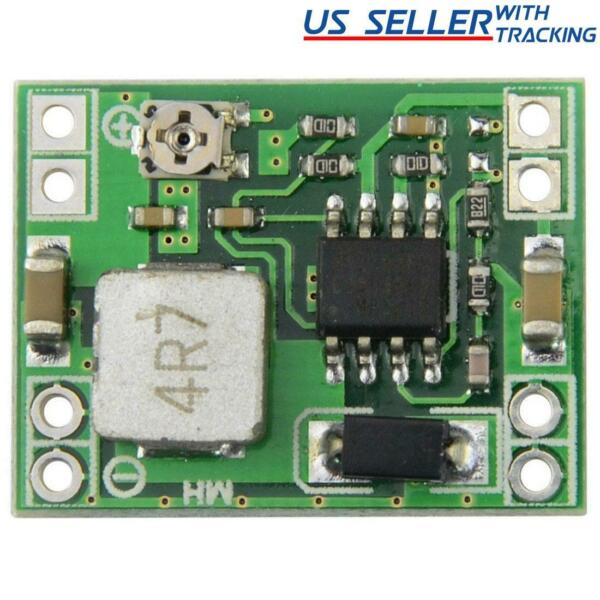 5pcs MP1584 3A Adjustable DC Step Down Converter Buck Module 3.3V 5V 9V 12V 24V