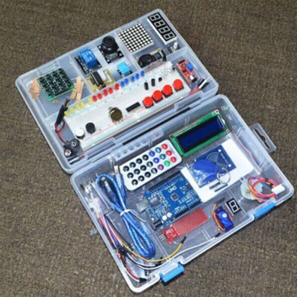1 Set RFID Module Starter Kit for Arduino UNO R3 Upgraded version Learning