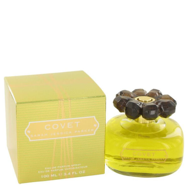 Covet Sarah Jessica Parker Perfume Women Eau De Parfum Spray 3.4 oz New