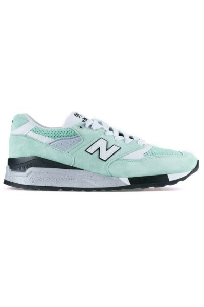 NEW NEW BALANCE M998XAC MINT PIG SUEDE SIZE 7.5 MADE IN THE USA MSRP $209.99